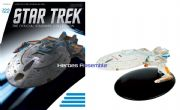 Star Trek Official Starships Collection #122 USS Yeager NCC-65674 Eaglemoss